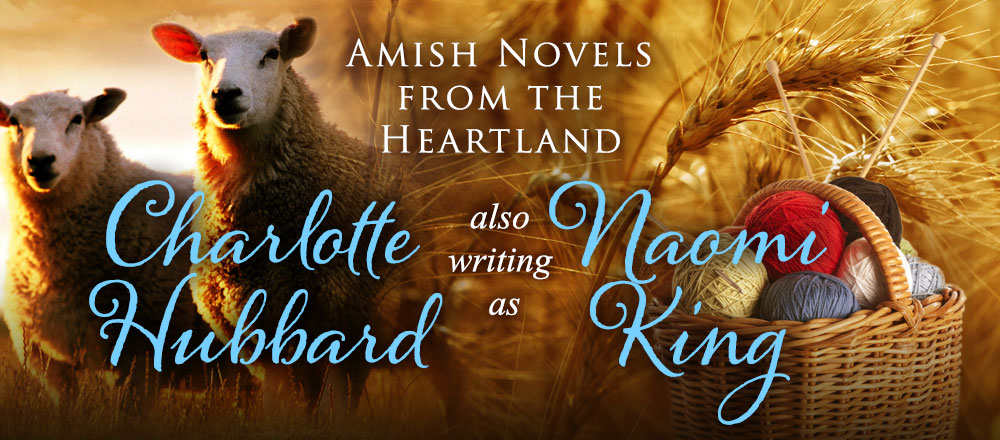 Charlotte Hubbard also writing as Naomi King